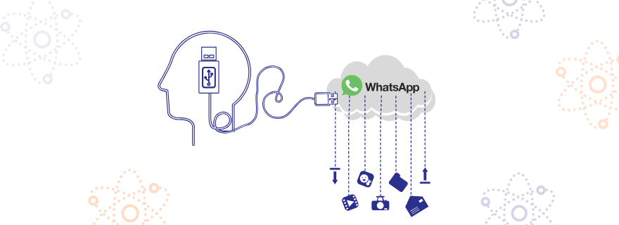 Data Science applications for whatsapp.